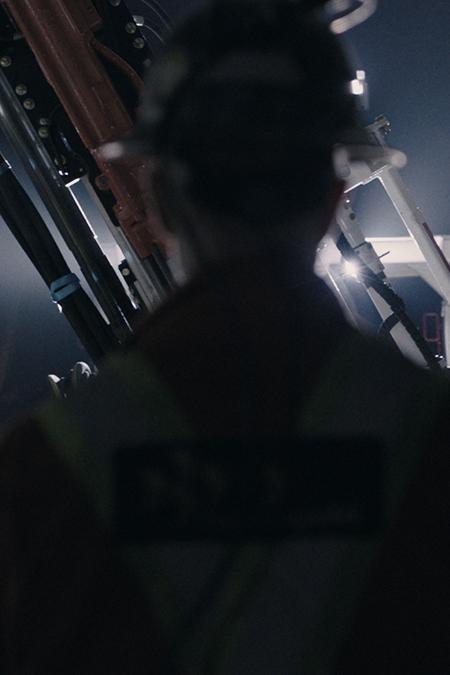 Souterrain - Un film de Sophie Dupuis | Bravo Charlie - Société de production cinématographique